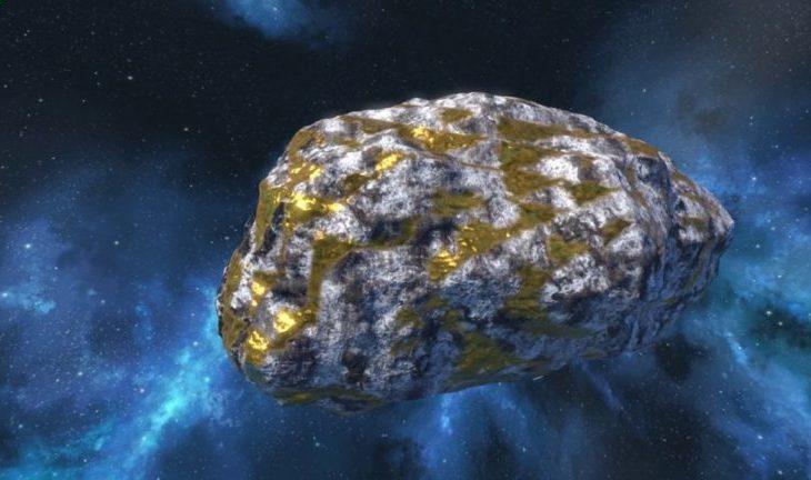 asteroide oro psiche 16