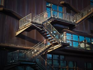 strutture metalliche in acciaio ed in alluminio