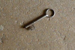 chiavi di casa perse