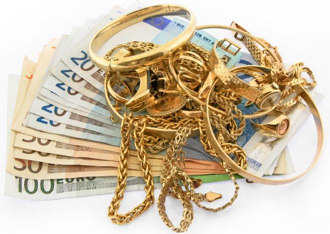 come vendere oro usato