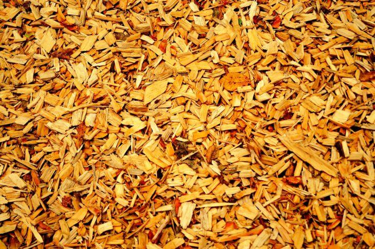 triturazione legno