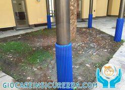 protezioni per pali e paletti
